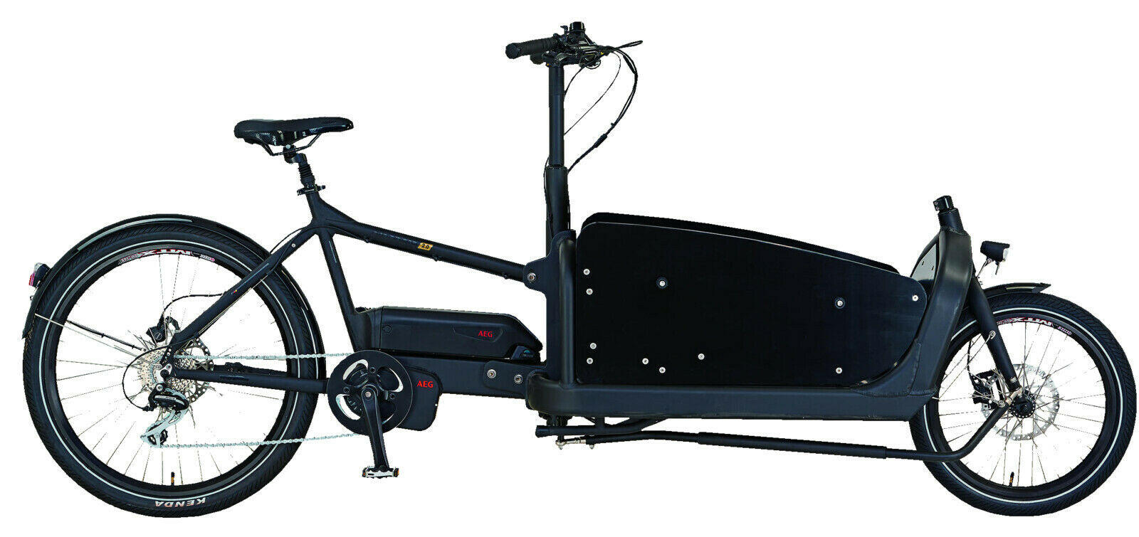 Prophete Cargo E-Bike 20 Zoll 26 Zoll