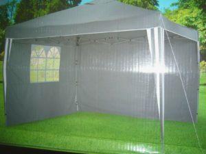 Aldi Süd: Aluminium Faltpavillon von Gardenline günstig online kaufen