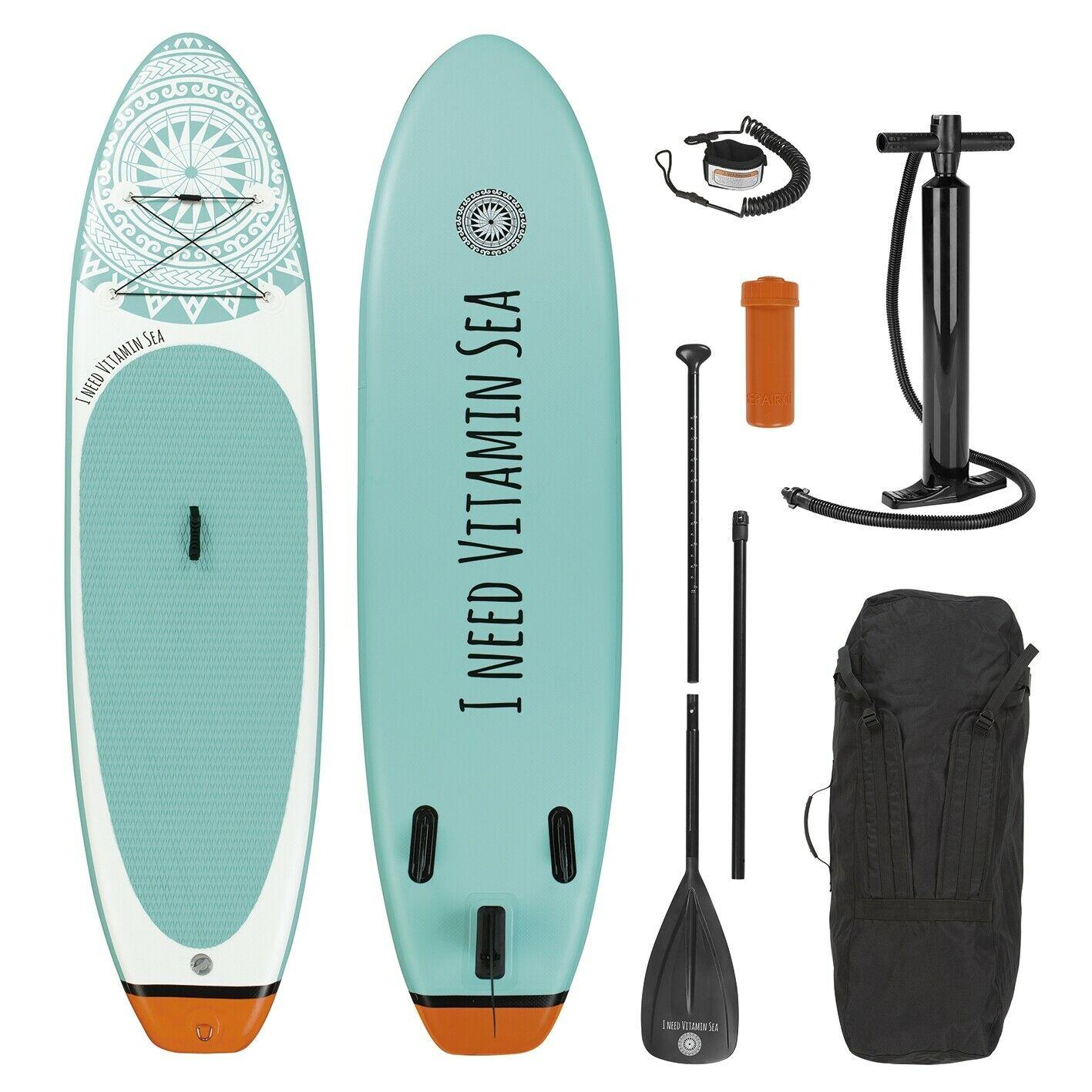 EASYmaxx Stand-Up Paddle-Board von Netto extrem günstig kaufen