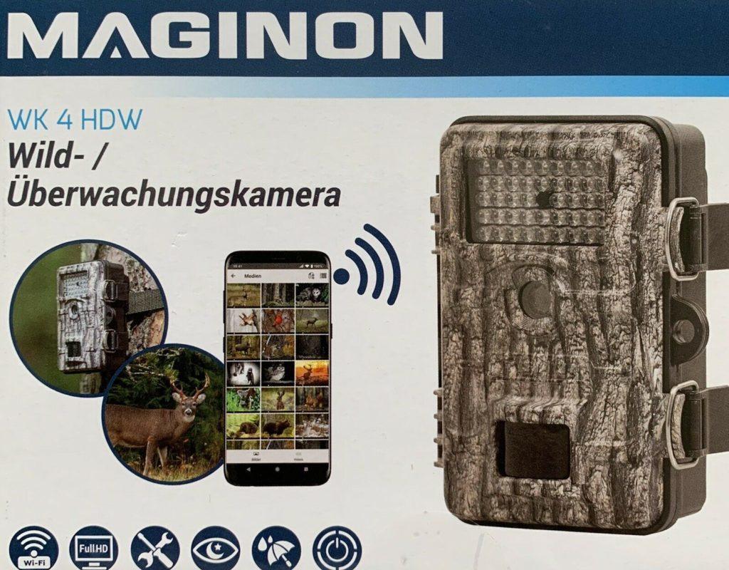 Maginon WK 4 HDW Wildkamera