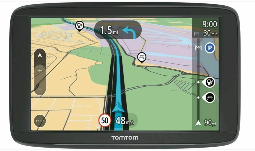 TomTom Start 62 EU Navigationsgerät