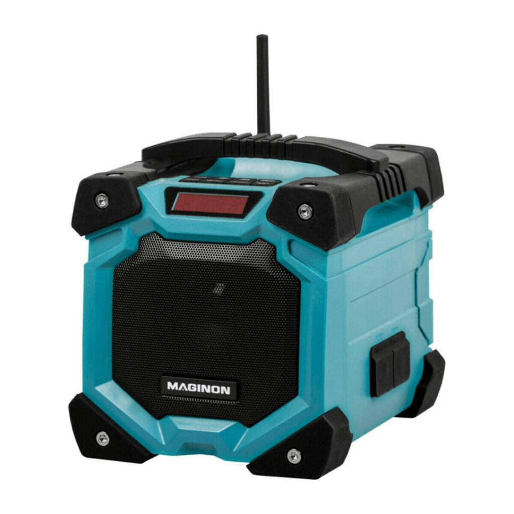 Maginon Baustellenradio BR 10