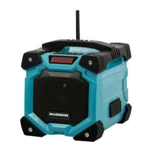 Maginon Baustellenradio BR 10 von Aldi für kleines Geld kaufen