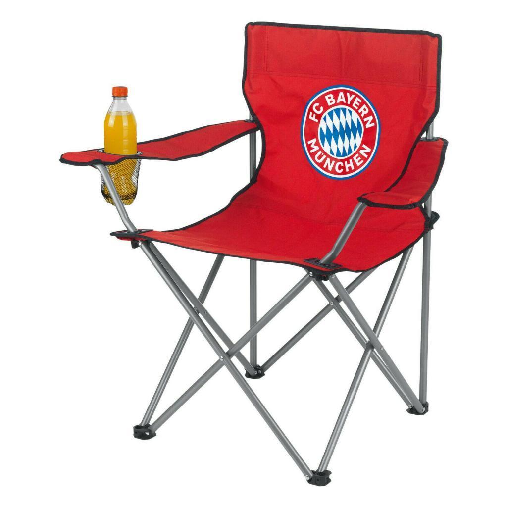 FC Bayern Campingstuhl faltbar
