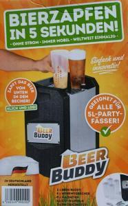 Beer Buddy Zapfanlage