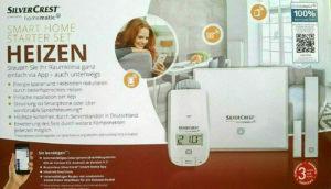 Silvercrest Heizen Smart Home-Starterkit für 38,79€ bei Lidl zu kaufen