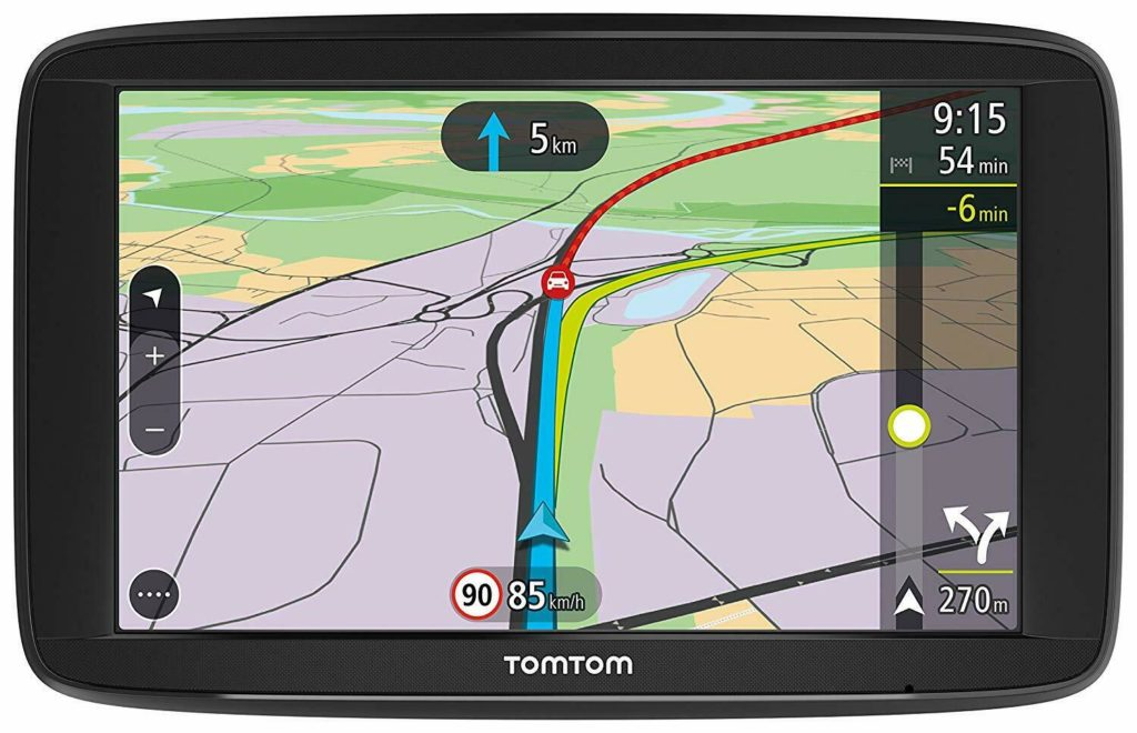 TomTom Navigationsgerät VIA 62 EU