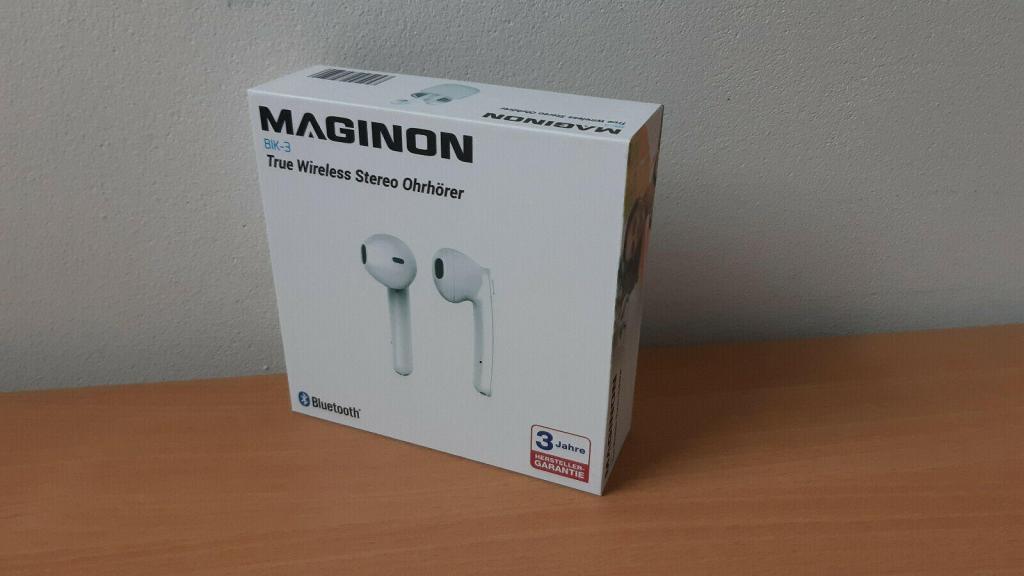 Maginon True Wireless Stereo Ohrhörer