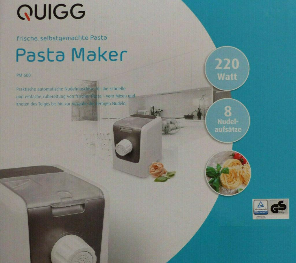 Quigg Pasta Maker