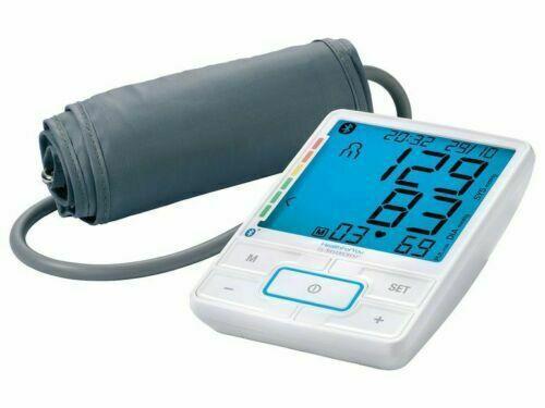 Lidl: SILVERCREST Blutdruckmessgerät Oberarm SBM 69 im Angebot